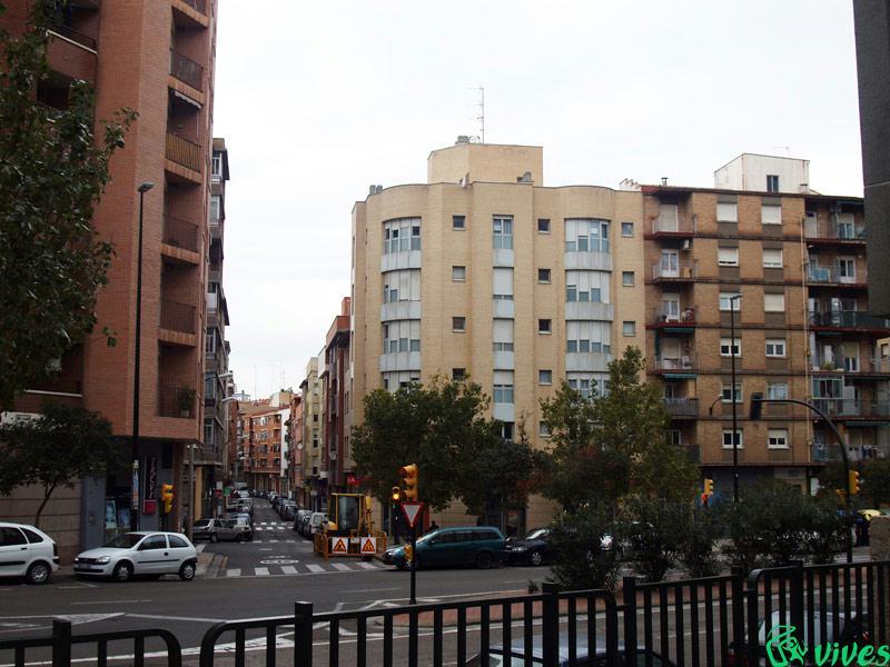 promocion de 10 pisos en calle hilarin eslava en zaragoza