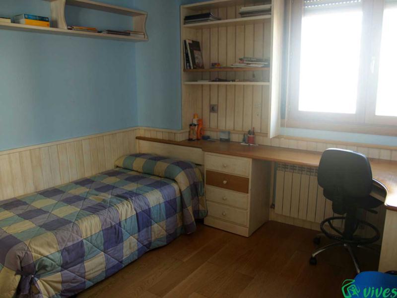Reforma completa de piso situado en pamplona espacios vives - El dormitorio pamplona ...