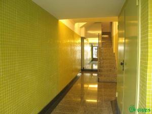 Reforma de portal junto a la colocación del ascensor en Zaragoza