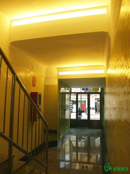 Instalacin de ascensor y rehabilitacin de bloque de pisos - Cambio piso en zaragoza ...