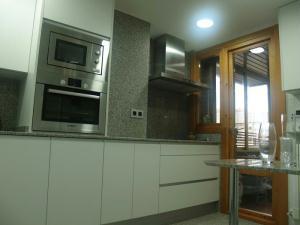 Reforma interior cocina vivienda en Zaragoza