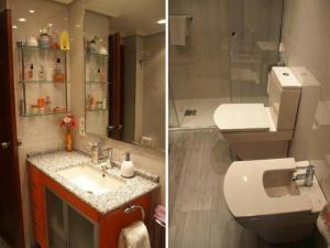 Reforma completa de baño en Zaragoza