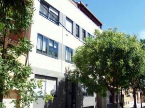 Vista exterior de promociones de pisos en Zaragoza