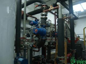 Sustitución de maquinaria de climatizacion de viviendas en Zaragoza