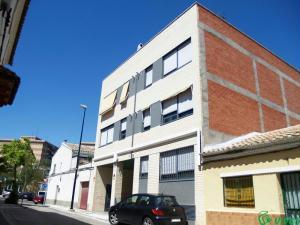 Exterior vivienda en alquiler Calle La Joya en Zaragoza