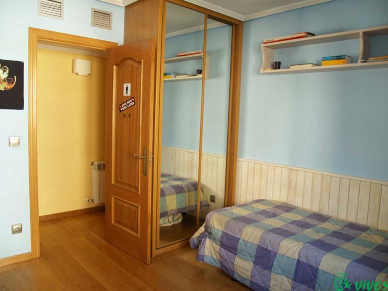 Piso de estudiantes alquilado en pamplona espacios vives - El dormitorio pamplona ...