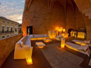 Diseño de interiores - Iluminación de Vondom